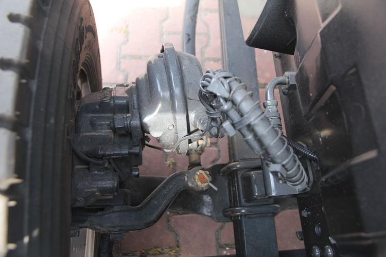 易燃气体运输车ABS图片