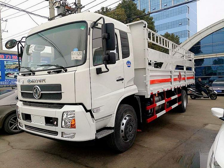 东风天锦6.2米气瓶运输车购车电话15997903366
