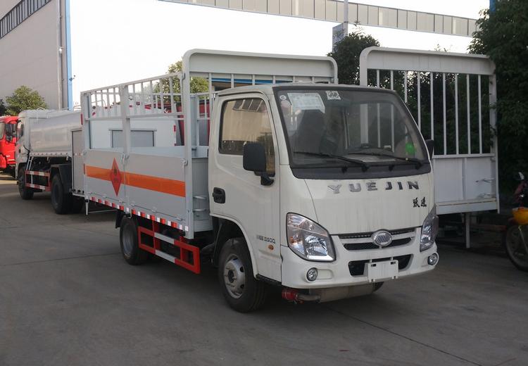 跃进气瓶运输车(3.3米)